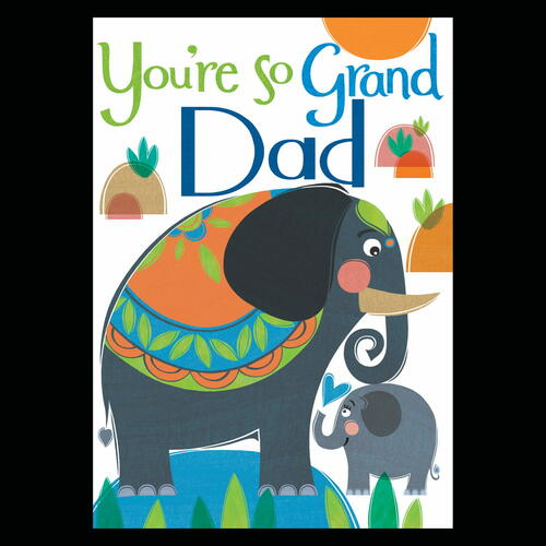 Father's Day Elephant